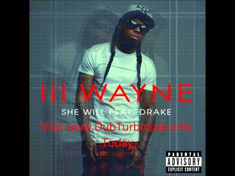 She Will Instrumental Lil Wayne ft.Drake [High Quality]