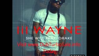 She Will Instrumental Lil Wayne ft.Drake [High Quality]