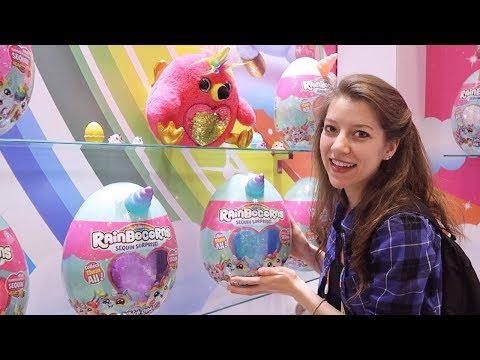 Toy Fair 2019 Zuru   NEW Rainbocorns, 5 Surprise Mini Brands, Smashers, Buncho Balloons and MORE!