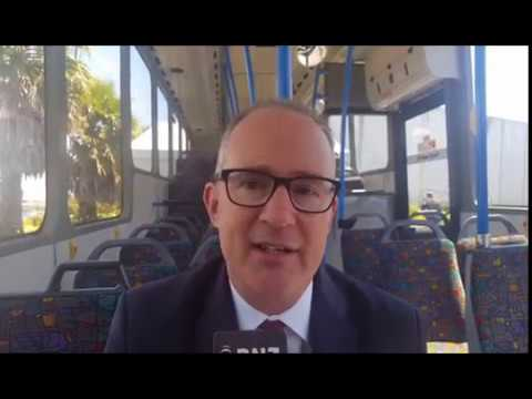 Minister of Transport Phil Twyford