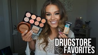 ALL TIME Favorite Drugstore Makeup & Brushes!