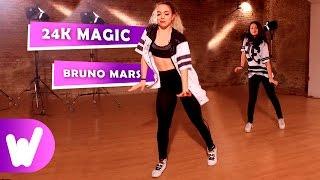Bruno Mars – 24K Magic | Coreografía