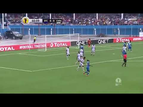 Enyimba FC 1 - 0 CARA Brazzaville -  HIGHLIGHTS