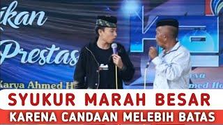 HAMPIR MAU TURUN PANGGUNG Sukkur CS feat KA ( karya ahmed habsy ) Live Propolinggo.