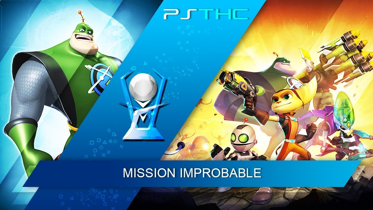 Ratchet & Clank all 4 one - Mission improbable Trophy Guide | Trophée Mission improbable - YouTube