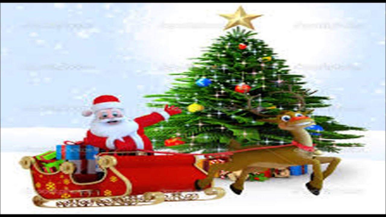 Santa Claus Poem In Hindi Hindi Song Poem For Christmas Youtube