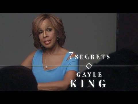 7 Secrets - Gayle King - Variety Power of Women Cover Shoot
