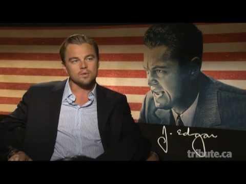 Leonardo DiCaprio Interview - J. Edgar