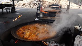 Download Mp3 줄서서 먹는 닭볶음탕 / Braised Spicy Chicken Popular In Korea / Korean Street Food Gudang lagu