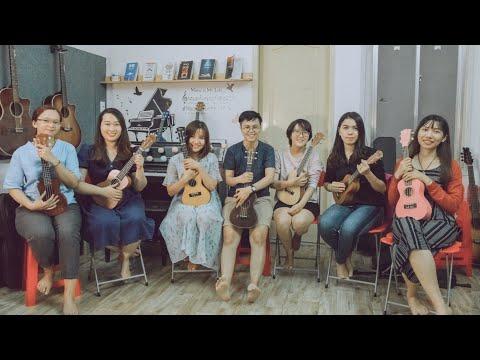 học guitar ukulele tại kienthuccuatoi.com