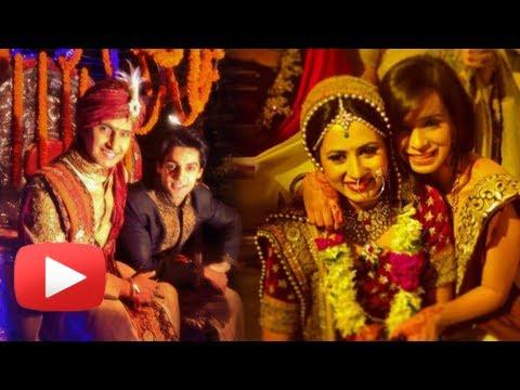 Karan Wahi Gautam Rode Rubina Dilaik Attended Ravi Dubey Sargun Mehta Wedding You
