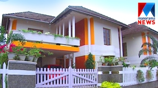 Karumankal house traditional and modern style | Veedu | Old episode  | Manorama News