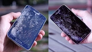 Samsung Galaxy S5 Two Story Drop Test!
