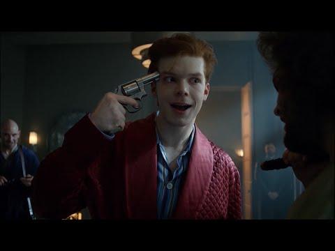 Gotham season 2 episode 2-Jerome(the joker)scene