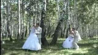 СВАДЕБНАЯ ПРОГУЛКА (ВИДЕО-2007 Шмаков Алексей)