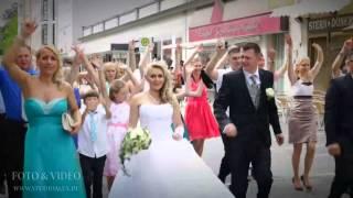 Hochzeitsvideo von Walera und Lida aus Regensburg