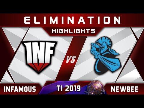Newbee vs Infamous