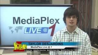 Gambar cover MediaPlex Live @ 1 Live November 6, 2013