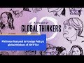 PM Imran featured in Foreign Policy's 'global thinkers of 2019' list | SAMAA TV
