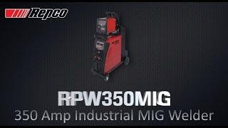 Repco 350 Amp Industrial MIG Welder RPW350MIG
