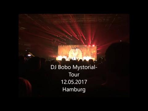 DJ Bobo Mystorial Tour 12 05 2017 in Hamburg Barclaycard Arena