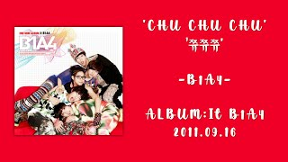 B1A4 (비원에이포) 'CHU CHU CHU' (Color Coded Lyrics Han/Rom/Eng/가…