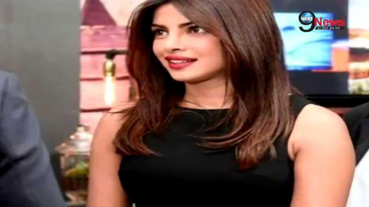 Priyanka Chopra Says 'I am Very Shy Girl in Real Life ...