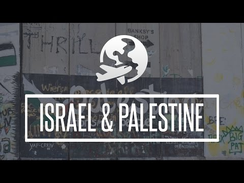 Backpacking Israel & Palestine Trip 2016 - Travel Video