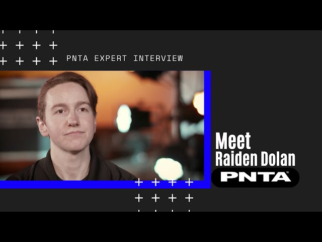 Meet Raiden Dolan from PNTA Tech Services
