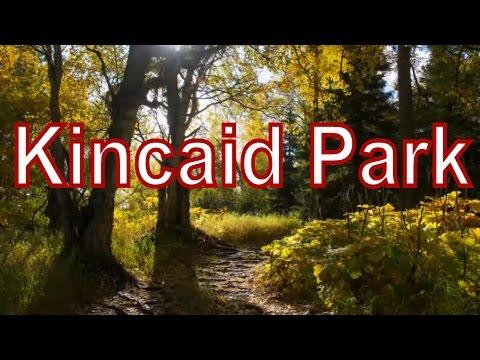 Visiting Kincaid Park, Park in Anchorage, Alaska, United States