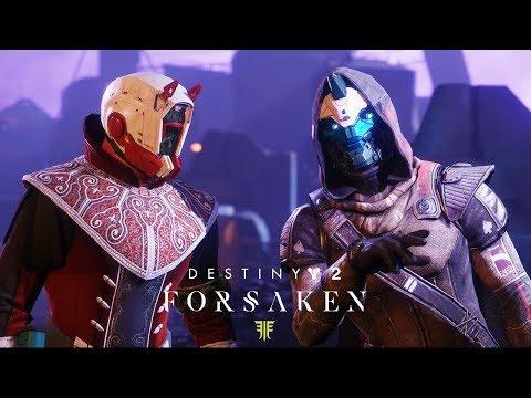 Destiny 2 Forsaken - Avenging Cayde-6 in the Tangled Shores (Warlock Light Level 339)