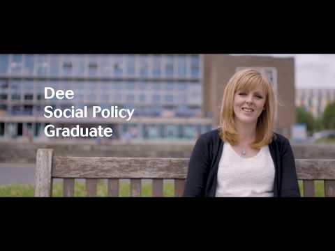Studying Social Policy at Swansea University