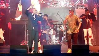 SERA---LOS 4 DE CUBA FEAT MICHEL MAZA --LAWN TENIS--MAYO 2017
