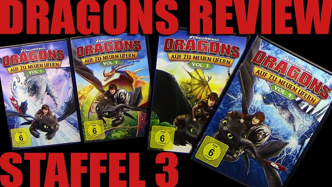 Dragons Staffel 6