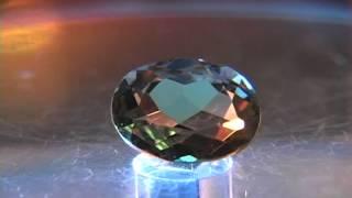 African Alexandrite 8 44 carats