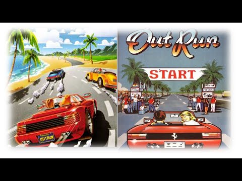 Out Run | NEC PC Engine / Turbografx 16 | 1990