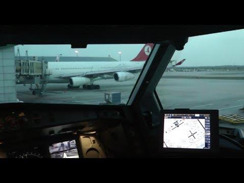 Full Flight Lufthansa A340-600 Bangkok to Kuala Lumpur Part 1