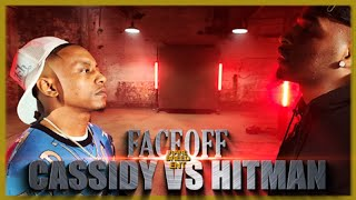 CASSIDY VS HITMAN HOLLA INTENSE FACEOFF - RBE