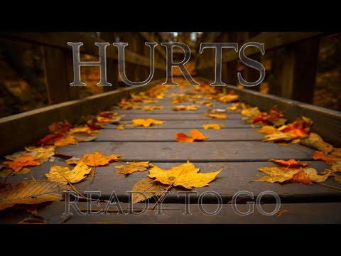 Hurts - Ready to go (Lyric Video)