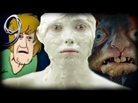 9 Of The CREEPIEST TV COMMERCIALS Ever AIRED! (Feat: BlameItOnJorge)