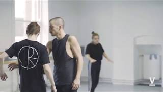 VERVE 18 | In rehearsal with Hannes Langolf