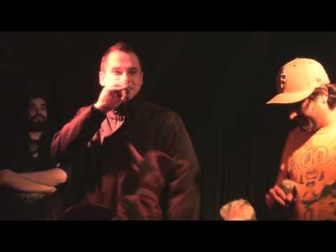 """GR2O    Bunker @Live Music Cafe """" Ma Ville """""""