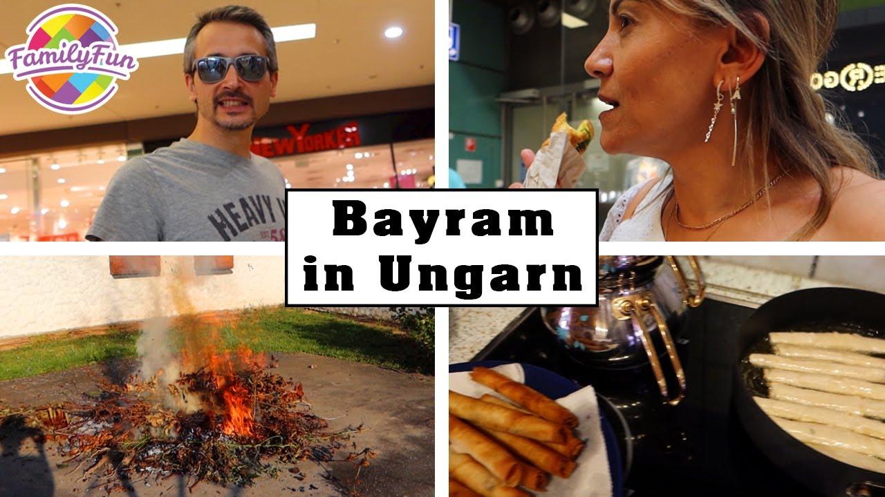 FEUER AM FERIENHAUS🔥 UNGEWÖHNLICHES BAYRAM FEST im URLAUB |   Family fun