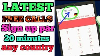 #latestfreecall new free call app yoloo new apps signup par India Nepal Pakistan 20 minutes