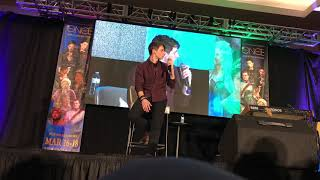 Jared Gilmore OUAT Vancouver 2018 Main Panel Part 2