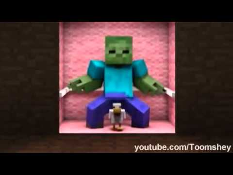 Zombie style minecraft toomshey edit youtube - Zombie style minecraft ...