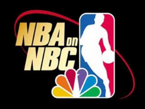 NBA ON NBC THEME