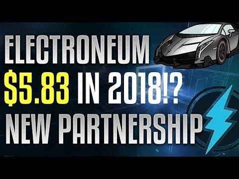 $5.83 ETN?! Electroneum NEW PARTNERSHIP @FanFare + HitBTC NEW EXCHANGE + Mobile Mining BETA