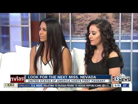 United States Of America Pageant Looking For The Next Miss Nevada
