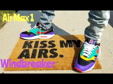 Air Max 1 Windbreaker